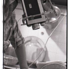 Filmprogramm und Workshop zu Margaret Raspé und ihren Kamerahelmfilmen (mit Madeleine Bernstorff)