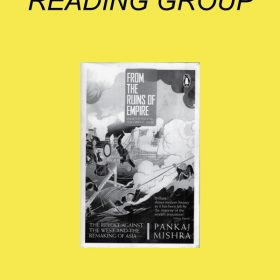 Reading Group: From the Ruins of Empire