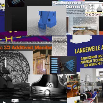 Zukunft Fablabs – Runder Tisch und Workshop mit Christoph Schneider