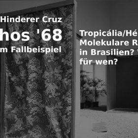 Mythos '68 Vortrag von Max Jorge Hinderer Cruz