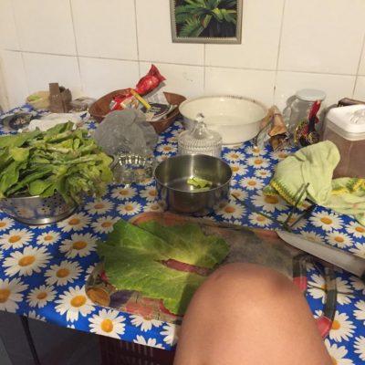 moqueca de banana – Dinner und Gespräch mit Paula Van Erven, Raphael Daibert und Gästen